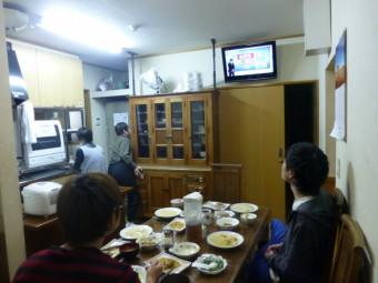 下宿屋夕食2